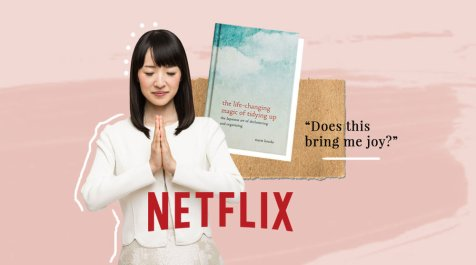 Image result for marie kondo